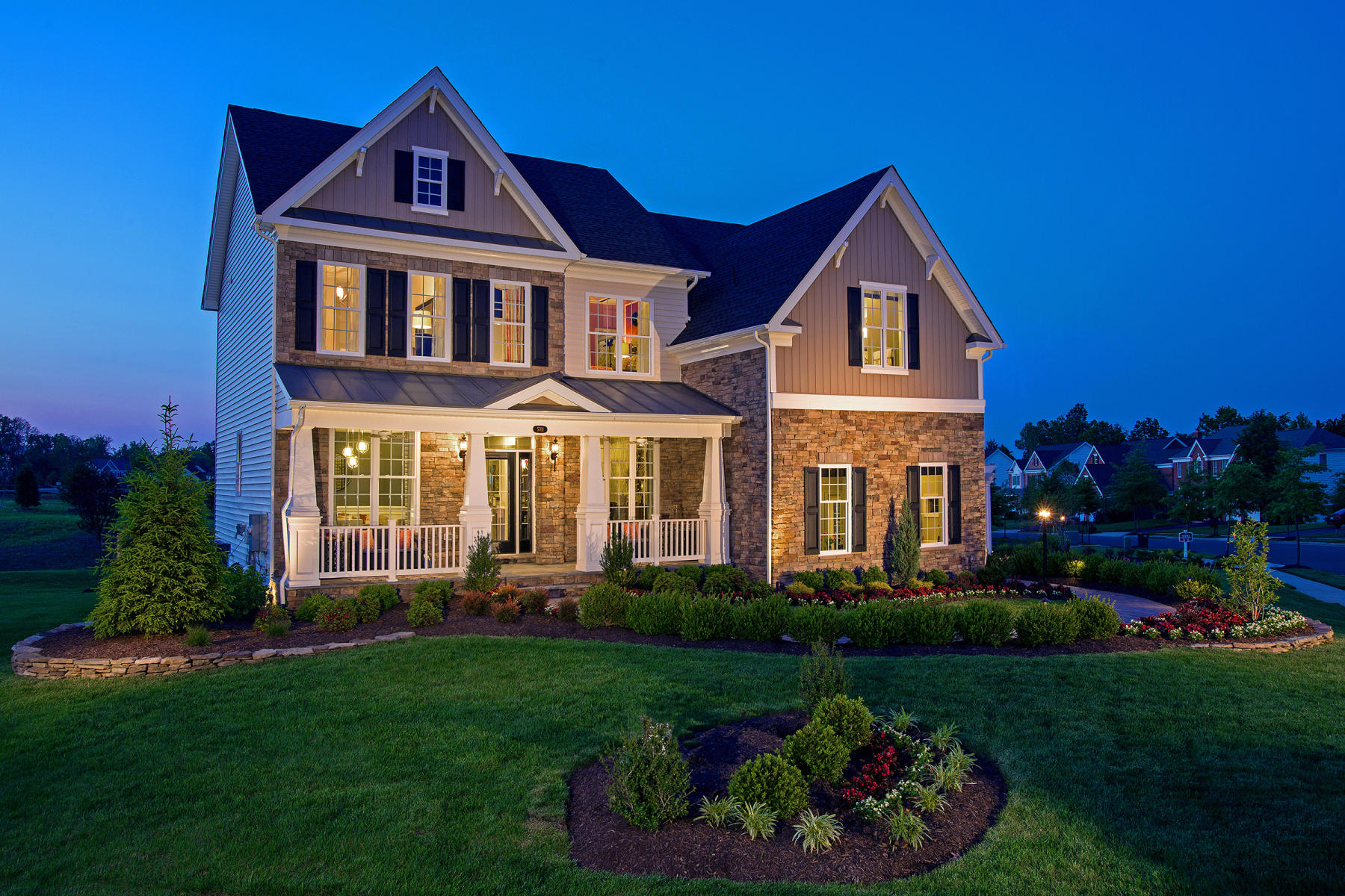 Toll Brothers : residential architecture : Greg Hadley Photography - Architectural Photography